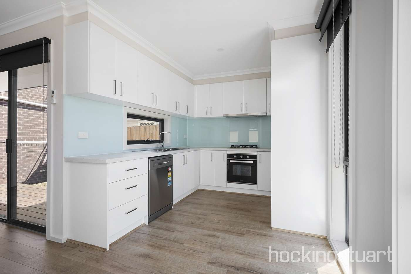 Sixth view of Homely townhouse listing, 1,2,3/14 Strettle Street, Thornbury VIC 3071