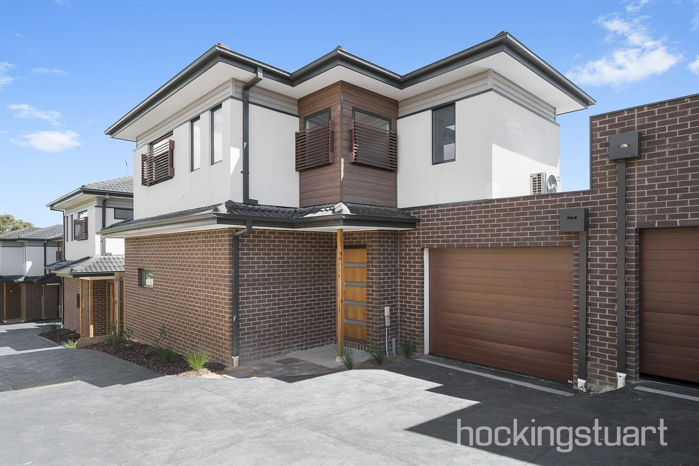 Main view of Homely townhouse listing, 2/14 Strettle Street, Thornbury VIC 3071