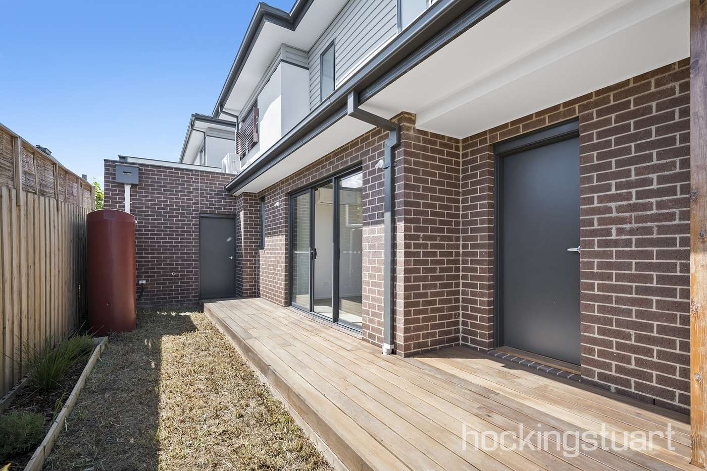 Sixth view of Homely townhouse listing, 2/14 Strettle Street, Thornbury VIC 3071