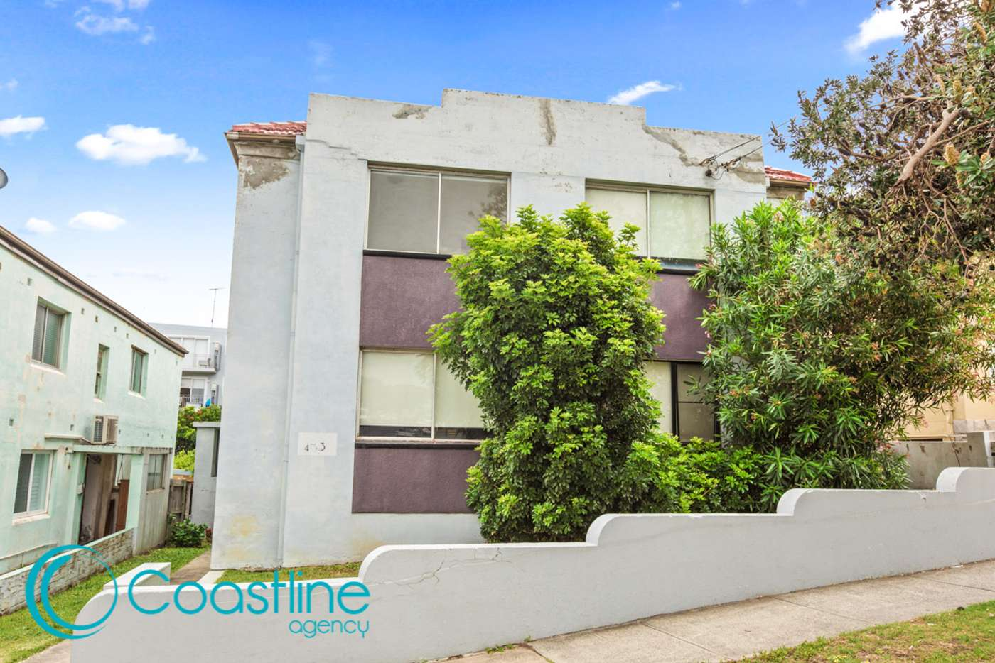 Main view of Homely apartment listing, 4/433 Maroubra Road, Maroubra NSW 2035