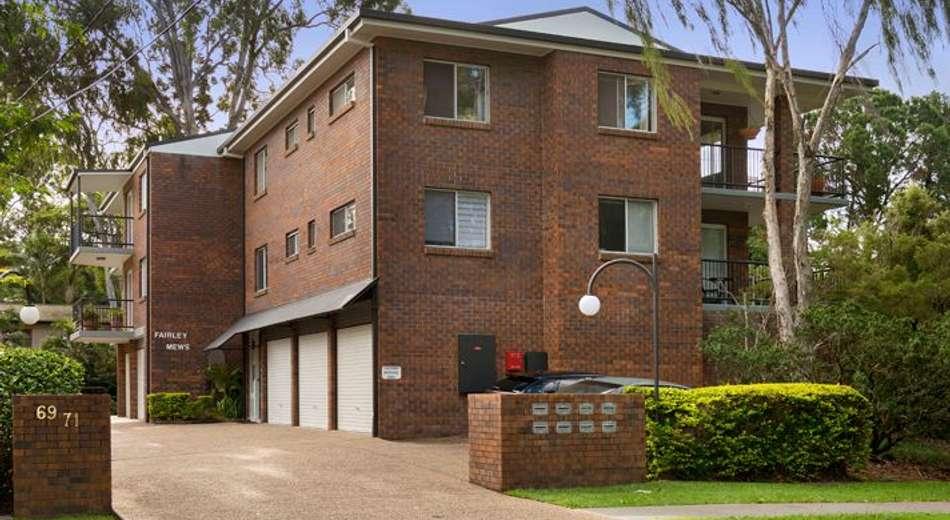 6/69 Fairley Street, Indooroopilly QLD 4068