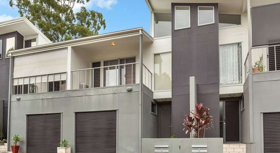 3/1 Sovereign Street, Indooroopilly QLD 4068