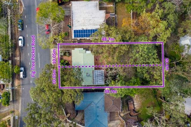 84 Fig Tree Pocket Road, Chapel Hill QLD 4069