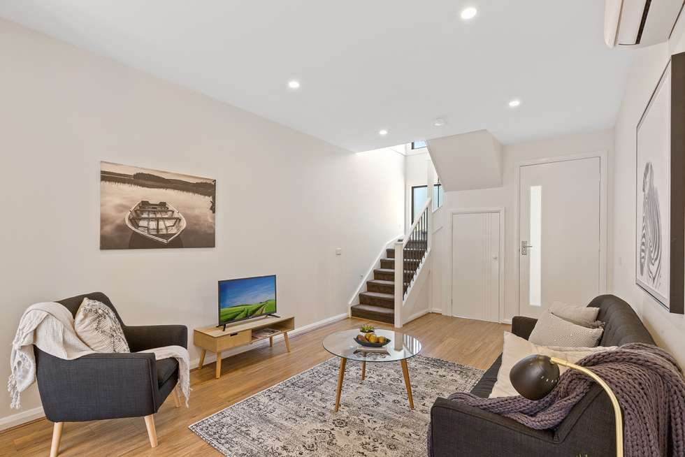 Second view of Homely townhouse listing, 3/24 Stonehaven Avenue, Boronia VIC 3155