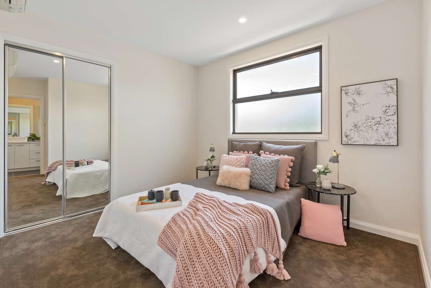 Fifth view of Homely townhouse listing, 3/24 Stonehaven Avenue, Boronia VIC 3155