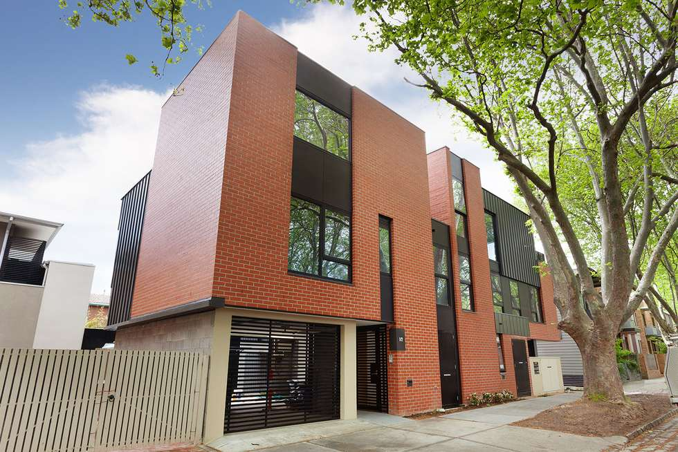 Second view of Homely townhouse listing, 7/2 Meredith Street, Elwood VIC 3184