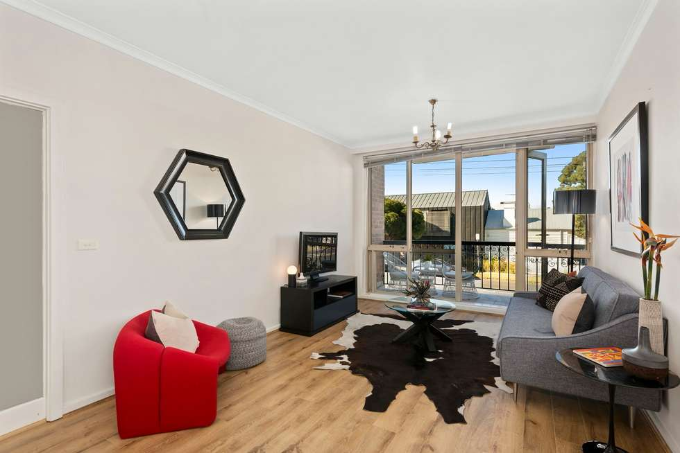 Second view of Homely apartment listing, 10/31 St Georges Road, Elsternwick VIC 3185