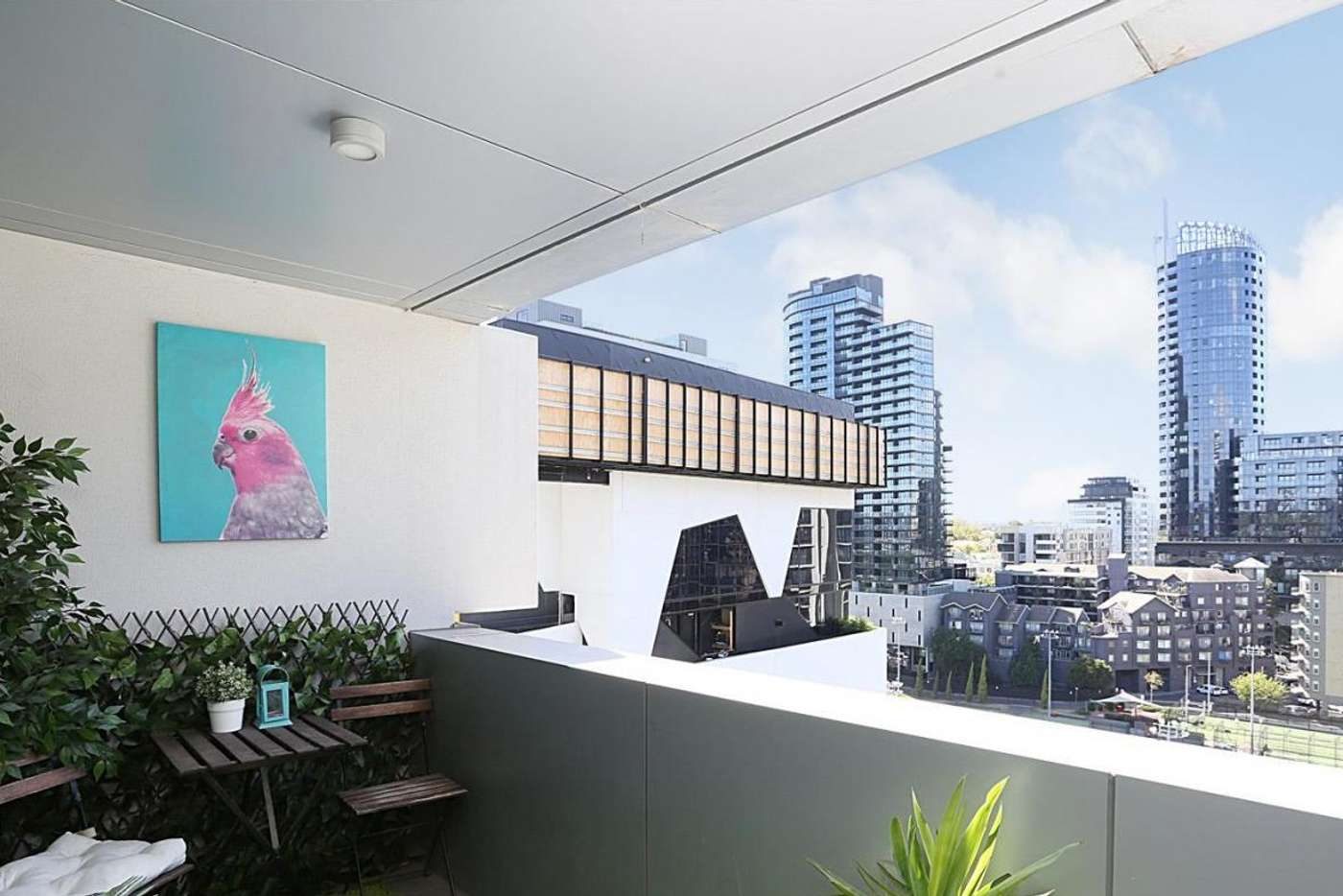 Fifth view of Homely apartment listing, 1007/12 Yarra Street, South Yarra VIC 3141