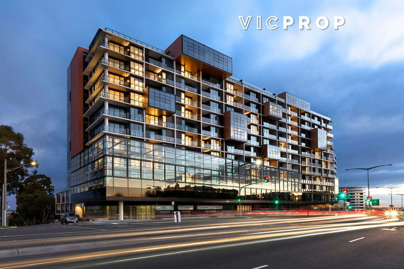 Main view of Homely apartment listing, 520/642 Doncaster Road, Doncaster VIC 3108