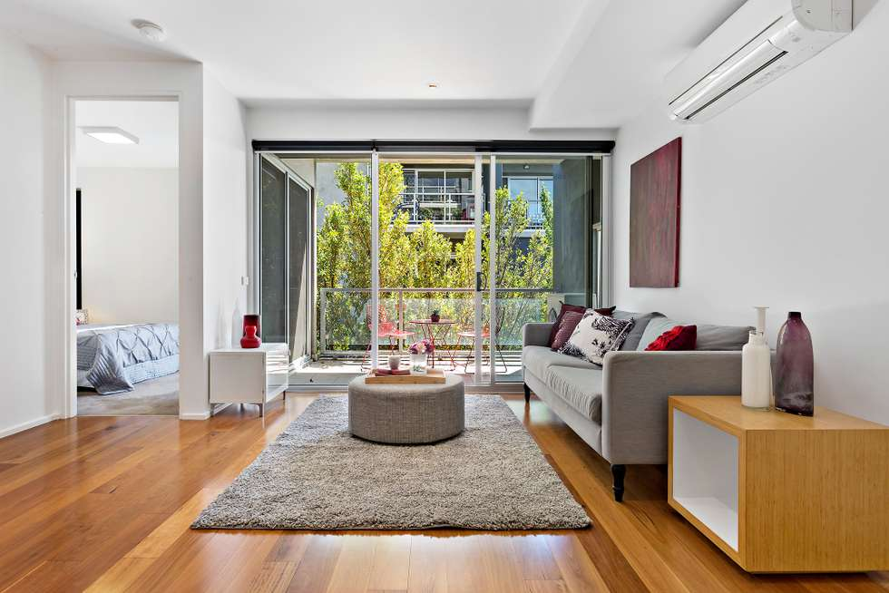 Second view of Homely apartment listing, 213/71 Abinger Street, Richmond VIC 3121
