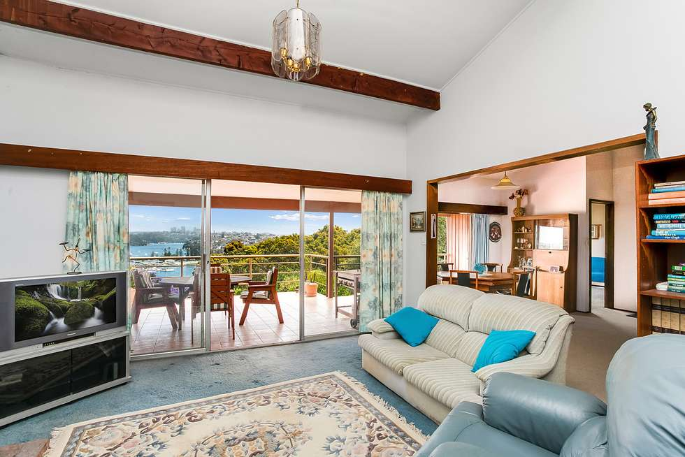 Second view of Homely house listing, 33 Beatrice Street, Clontarf NSW 2093