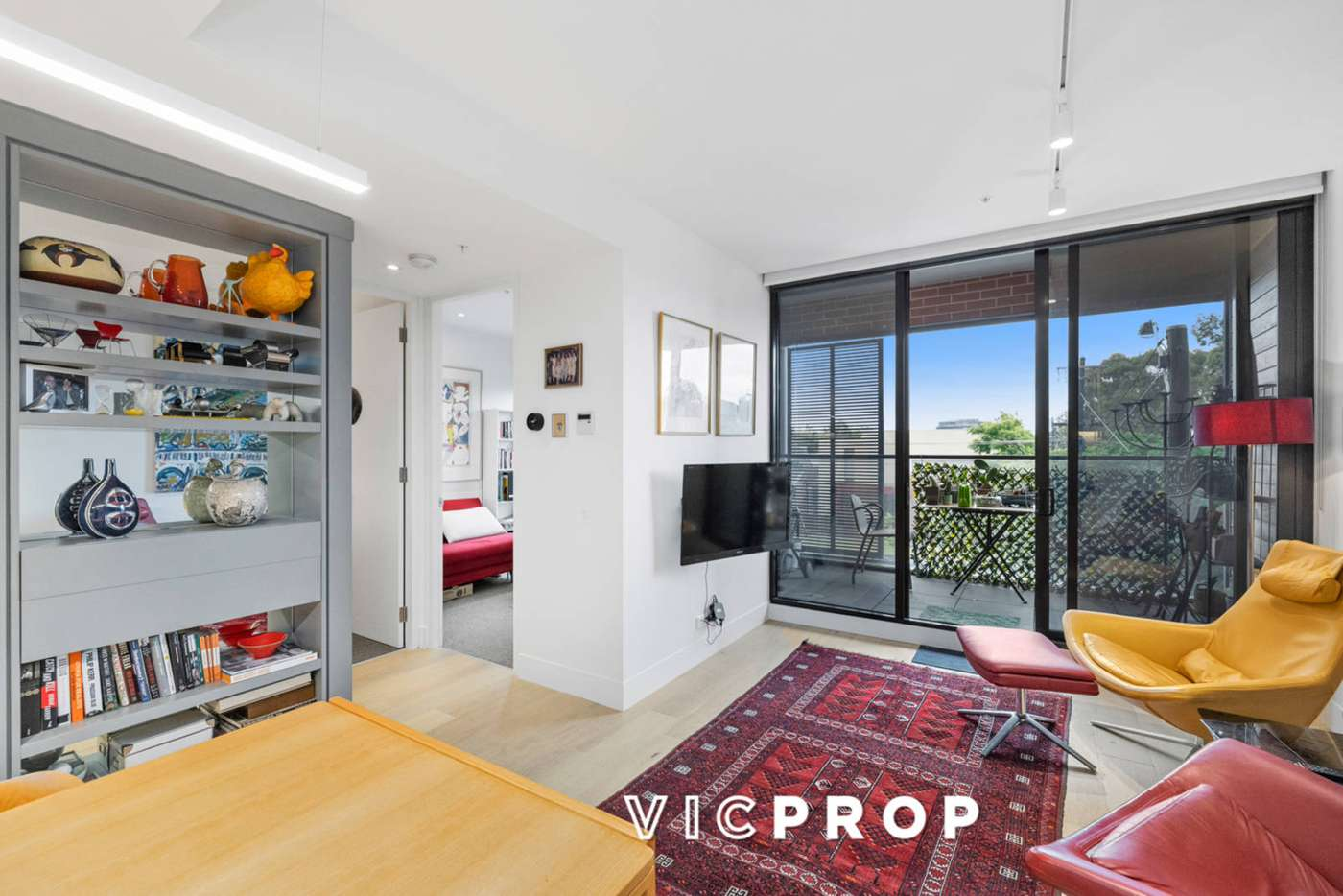 Main view of Homely apartment listing, 102/18 Coppin Street, Richmond VIC 3121