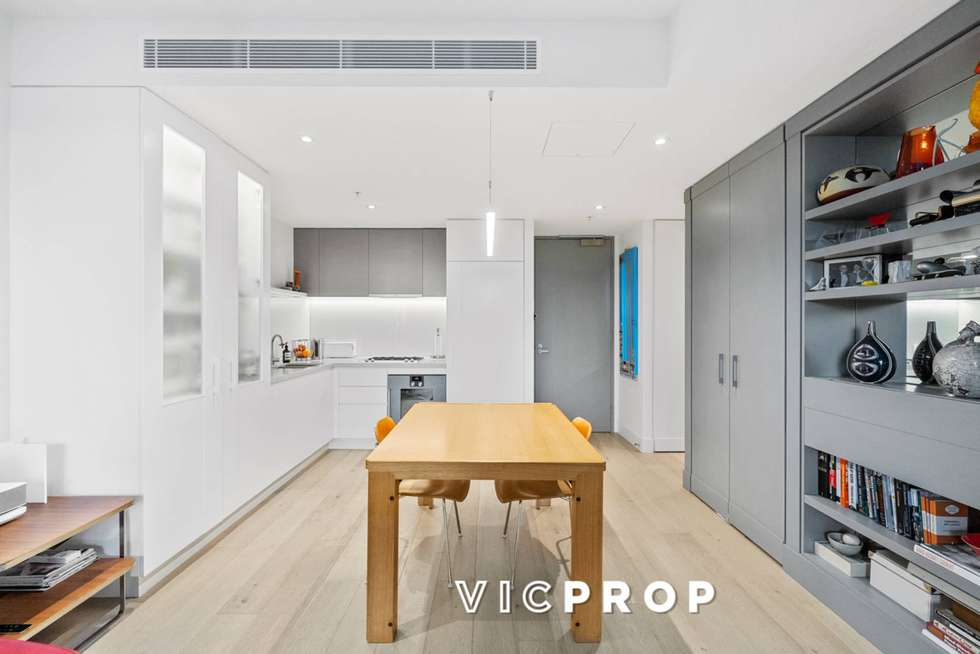 Second view of Homely apartment listing, 102/18 Coppin Street, Richmond VIC 3121