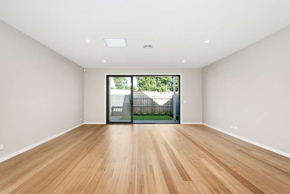 Second view of Homely townhouse listing, 12b Stanger Street, Yarraville VIC 3013