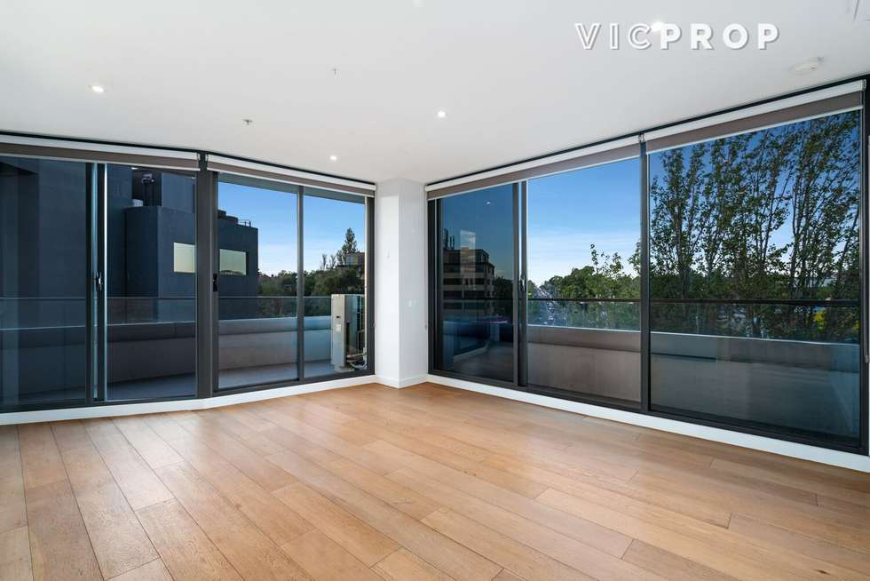 Third view of Homely apartment listing, 603/118 High Street, Kew VIC 3101