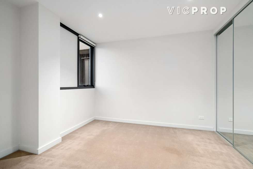 Fourth view of Homely apartment listing, 603/118 High Street, Kew VIC 3101