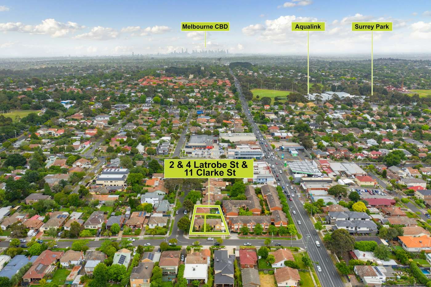 Main view of Homely house listing, 4 Latrobe Street, Box Hill South VIC 3128