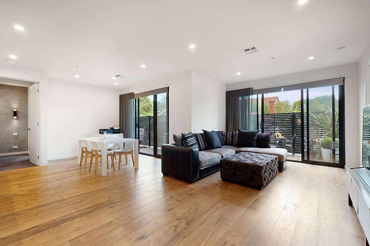 Main view of Homely apartment listing, 102/7 Cowra Street, Brighton VIC 3186