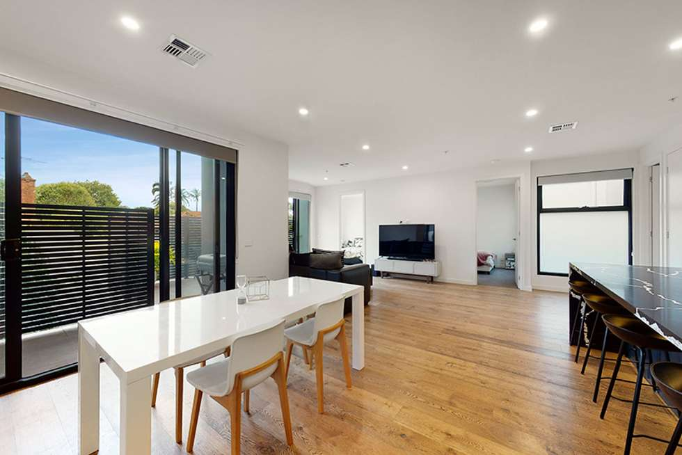 Third view of Homely apartment listing, 102/7 Cowra Street, Brighton VIC 3186