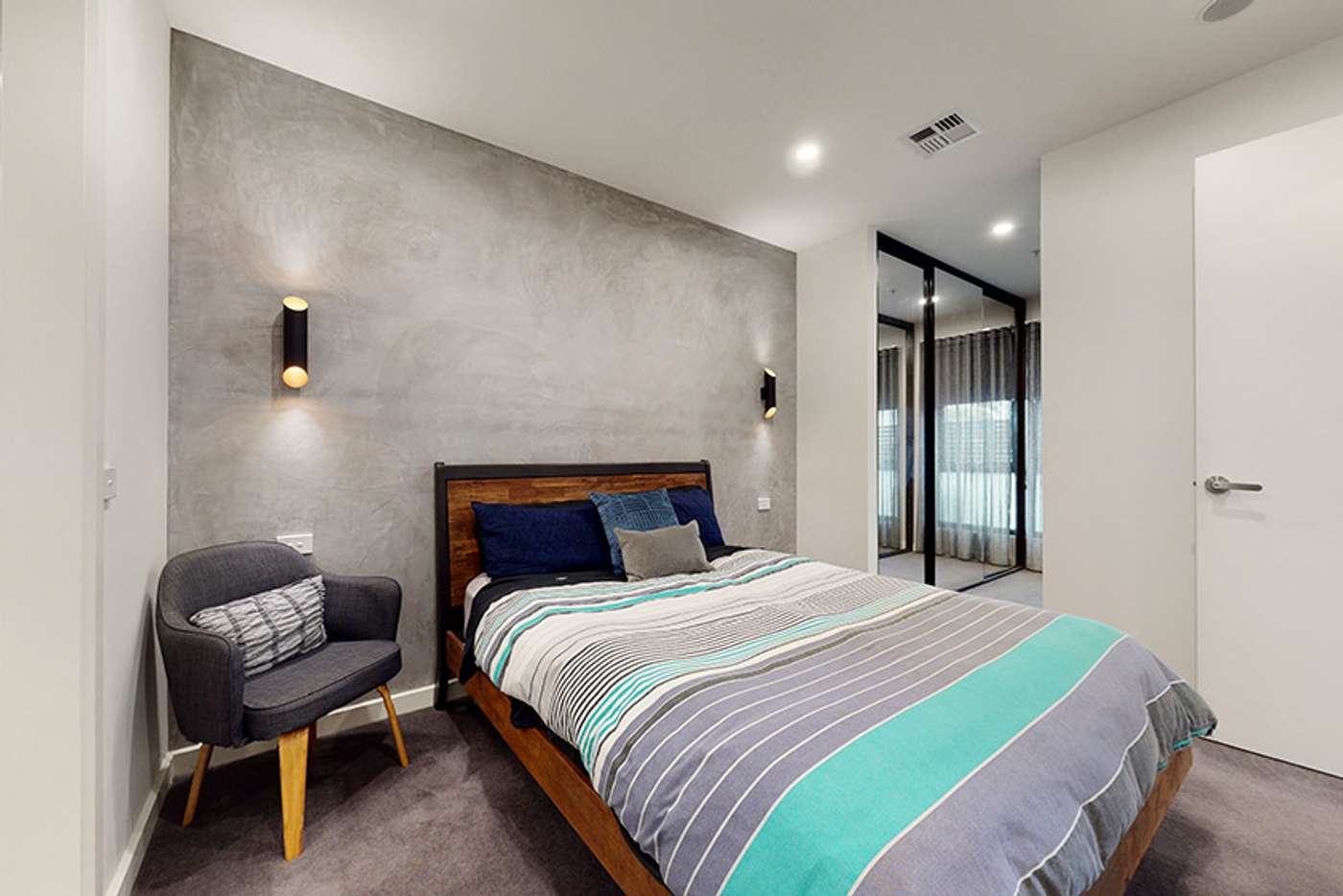 Fifth view of Homely apartment listing, 102/7 Cowra Street, Brighton VIC 3186