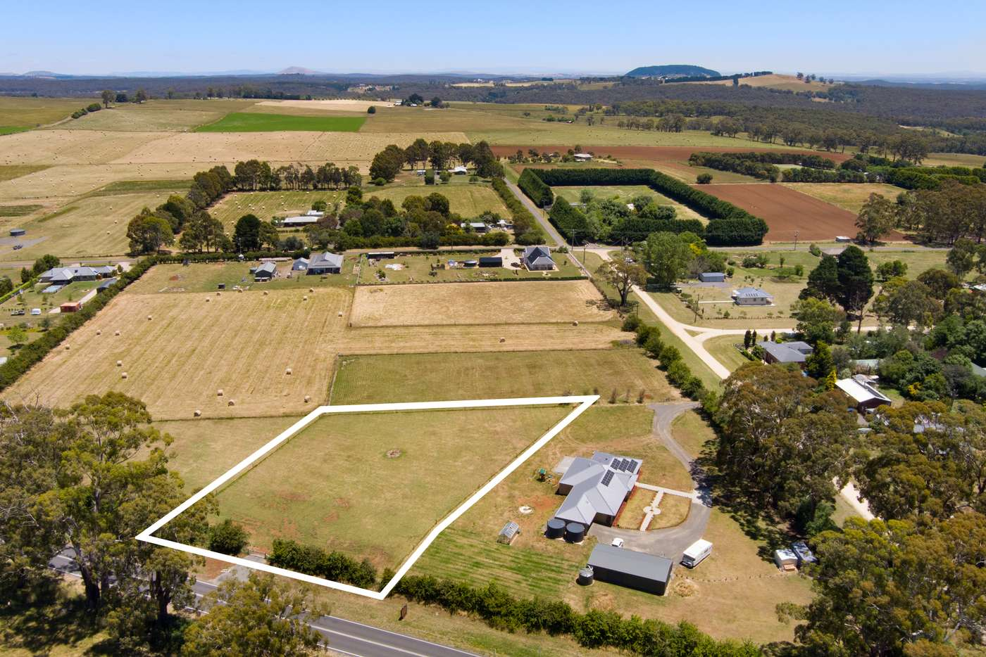 Fifth view of Homely residentialLand listing, 2/10 Dysart Street, Glenlyon VIC 3461