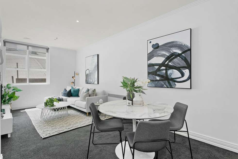 Third view of Homely apartment listing, 503/166 Flinders Street, Melbourne VIC 3000