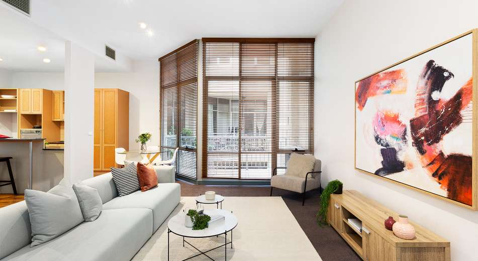 42/398 La Trobe Street, Melbourne VIC 3000
