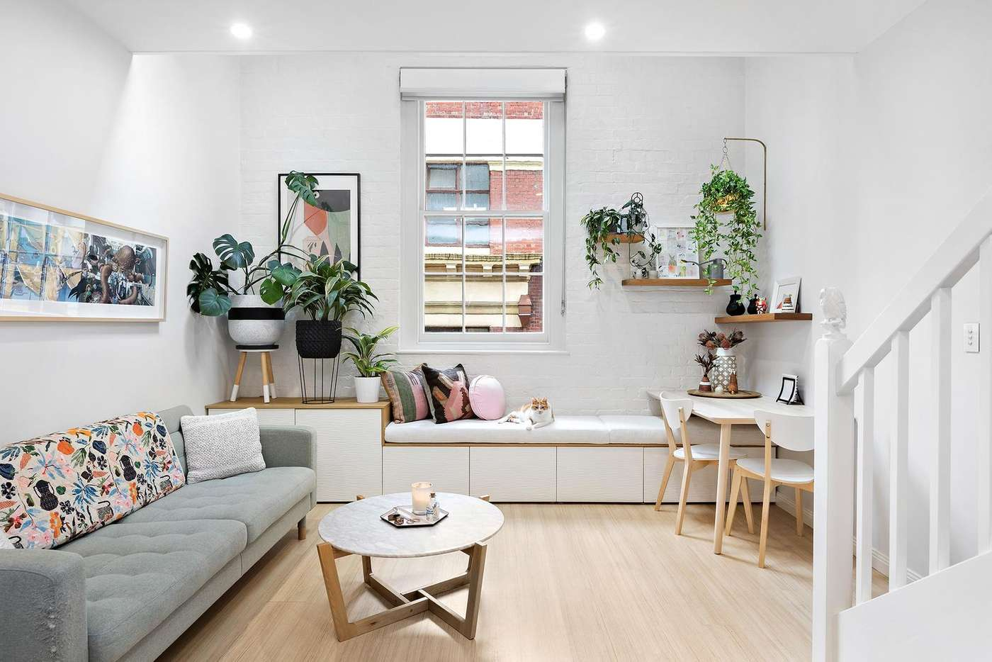 Main view of Homely apartment listing, 16/79-81 Franklin Street, Melbourne VIC 3000