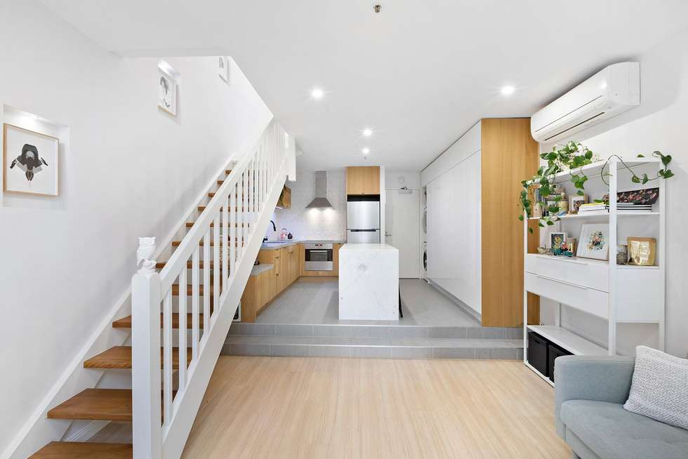 Second view of Homely apartment listing, 16/79-81 Franklin Street, Melbourne VIC 3000