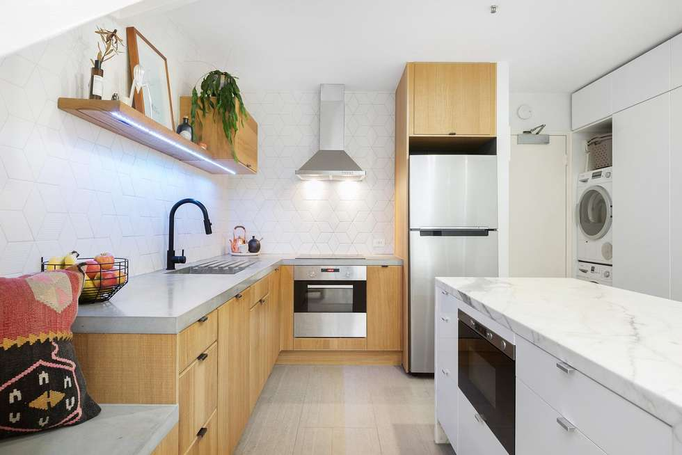 Third view of Homely apartment listing, 16/79-81 Franklin Street, Melbourne VIC 3000