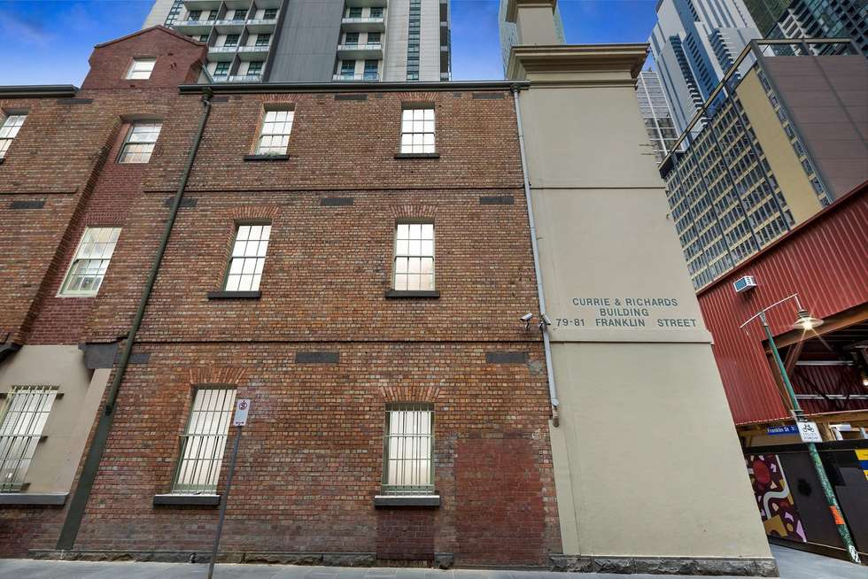 Fourth view of Homely apartment listing, 16/79-81 Franklin Street, Melbourne VIC 3000