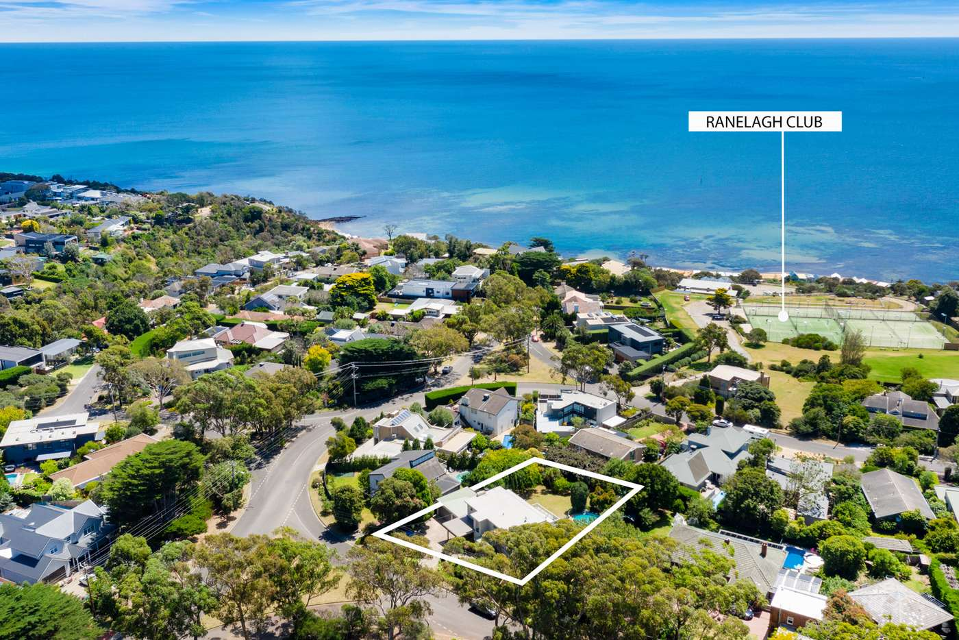 Main view of Homely house listing, 11-13 Ravenscourt Crescent, Mount Eliza VIC 3930