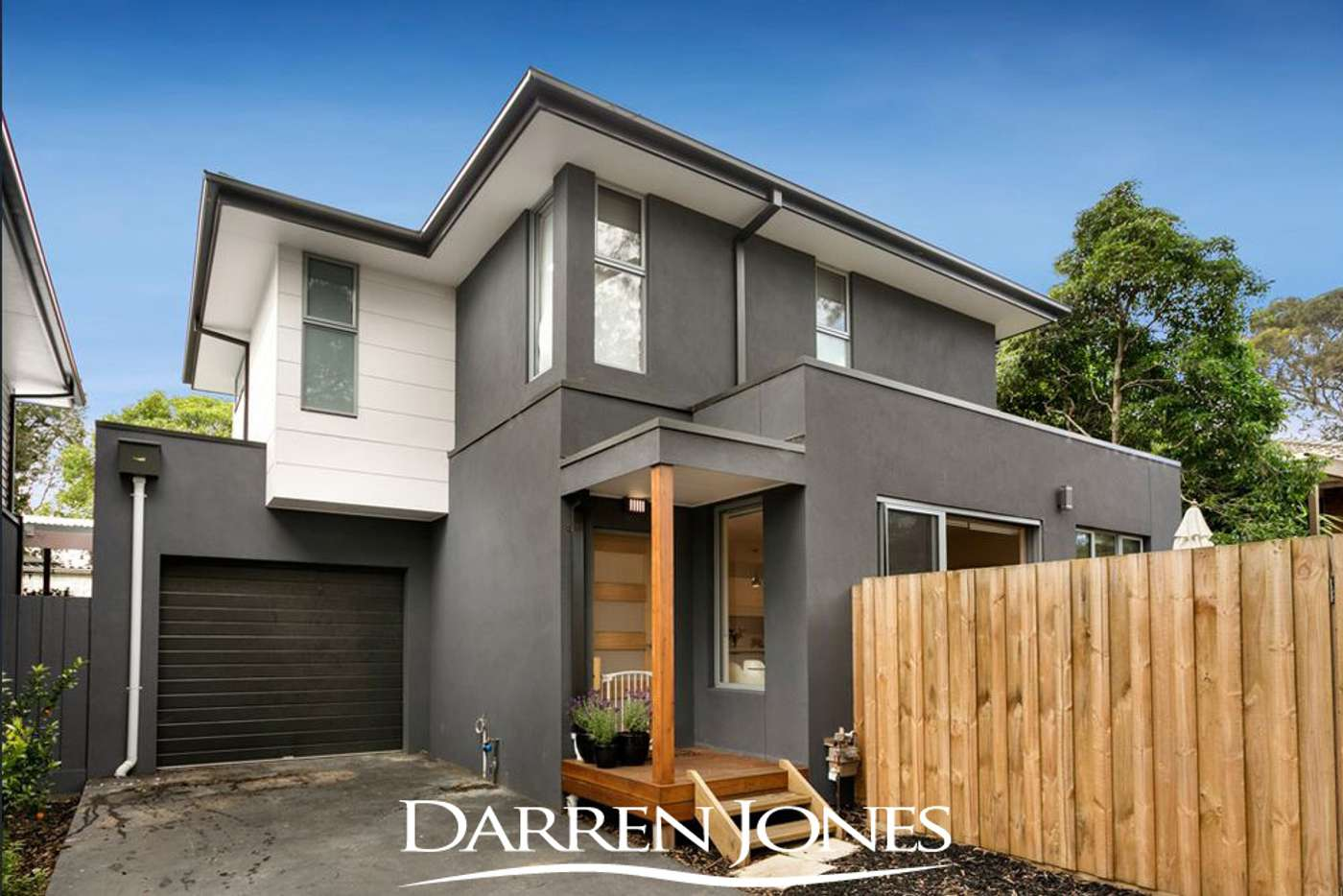 Main view of Homely unit listing, 3/208 Main Road, Lower Plenty VIC 3093