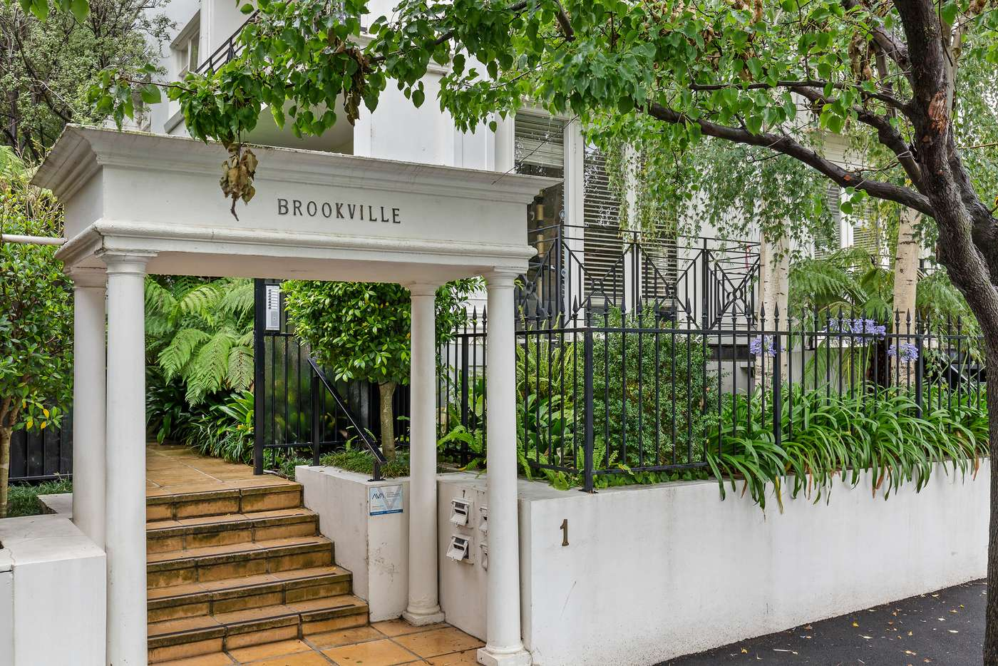 Main view of Homely apartment listing, 7/1 Brookville Road, Toorak VIC 3142