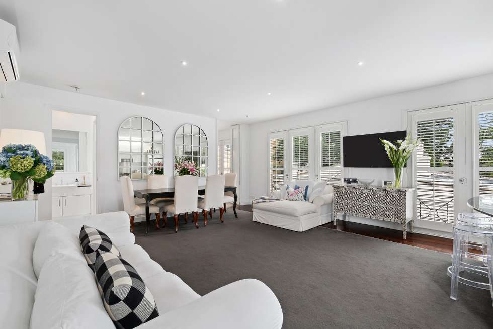 Second view of Homely apartment listing, 7/1 Brookville Road, Toorak VIC 3142