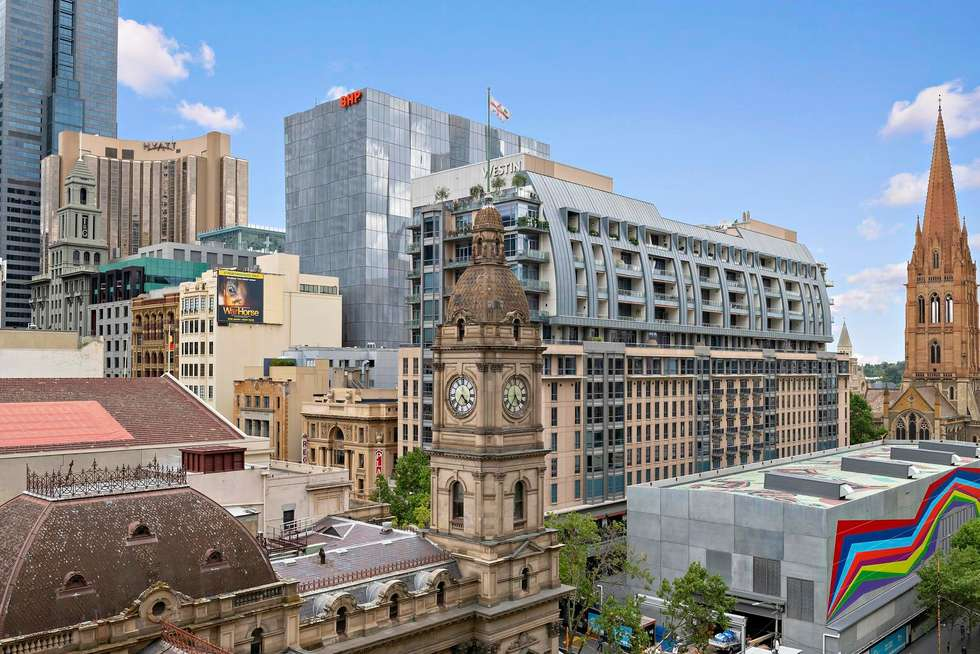 Fourth view of Homely apartment listing, 802/115 Swanston Street, Melbourne VIC 3000
