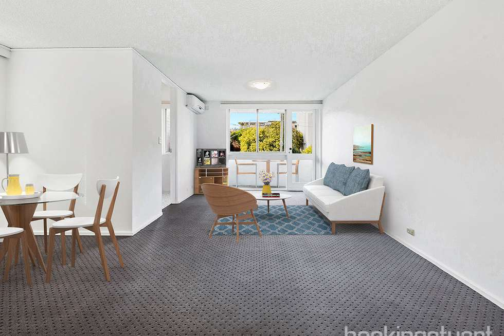 Second view of Homely apartment listing, 11/3 Alfred Square, St Kilda VIC 3182
