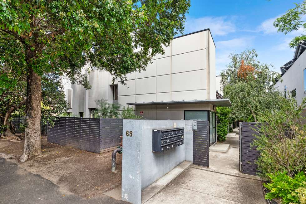 Second view of Homely apartment listing, 12/65 Westbury Street, St Kilda East VIC 3183