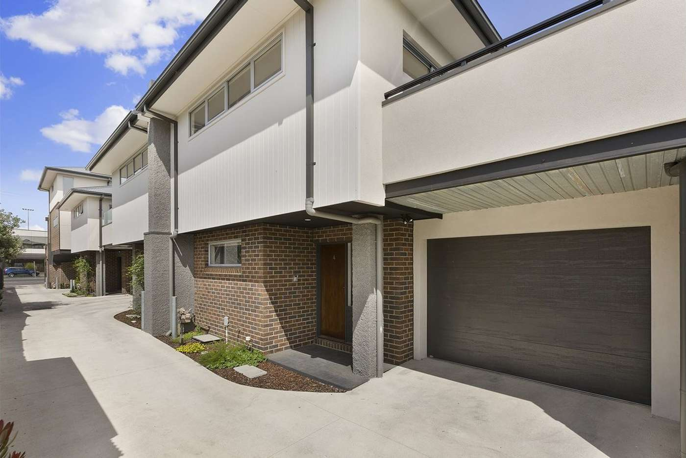 Main view of Homely townhouse listing, 4/241 Heidelberg Road, Northcote VIC 3070