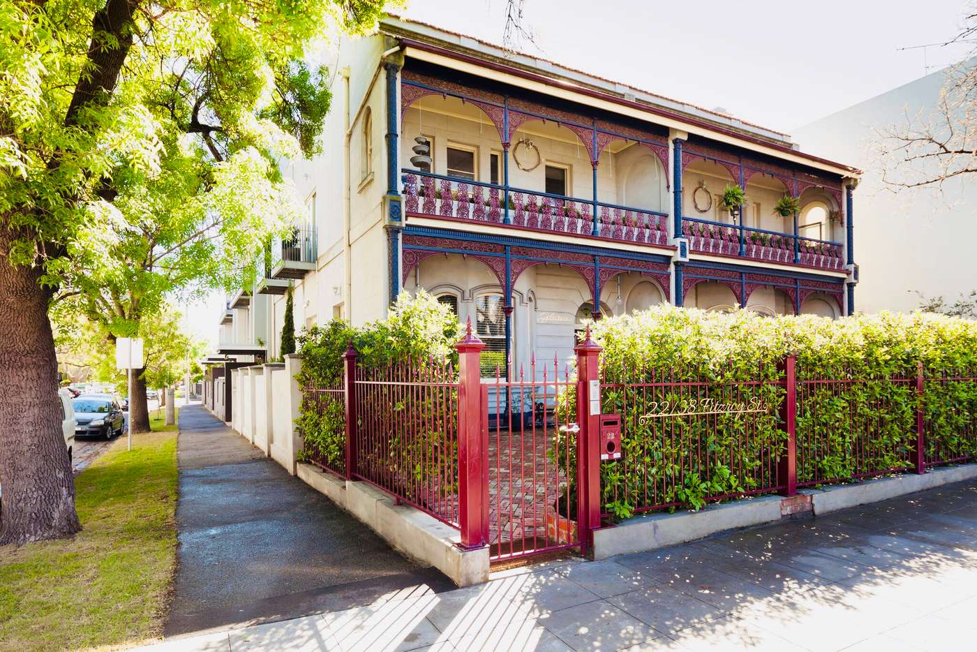 Main view of Homely apartment listing, 22/38 Fitzroy Street, St Kilda VIC 3182