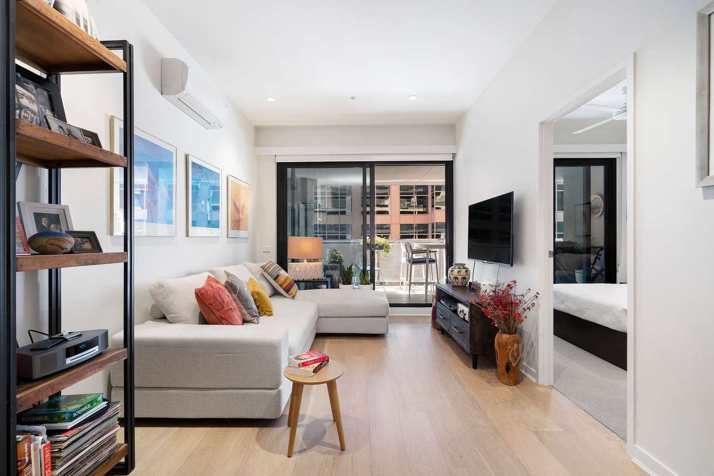 Main view of Homely apartment listing, 611/199 William Street, Melbourne VIC 3000