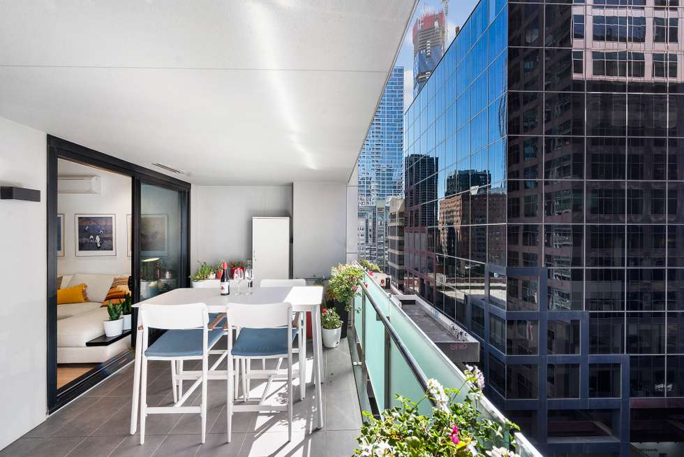 Second view of Homely apartment listing, 611/199 William Street, Melbourne VIC 3000