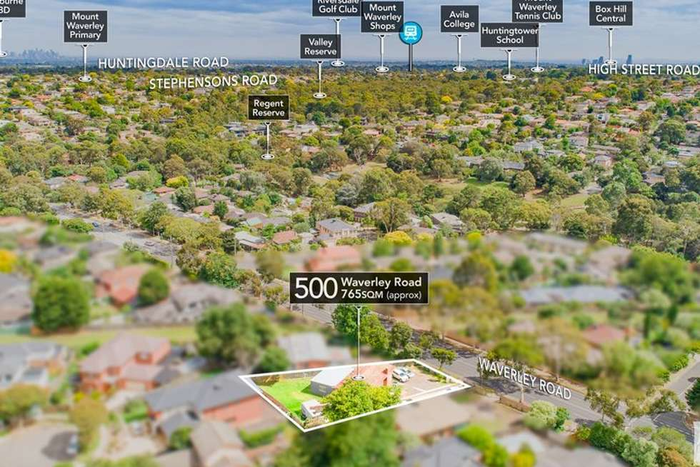Third view of Homely house listing, 500 Waverley Road, Mount Waverley VIC 3149
