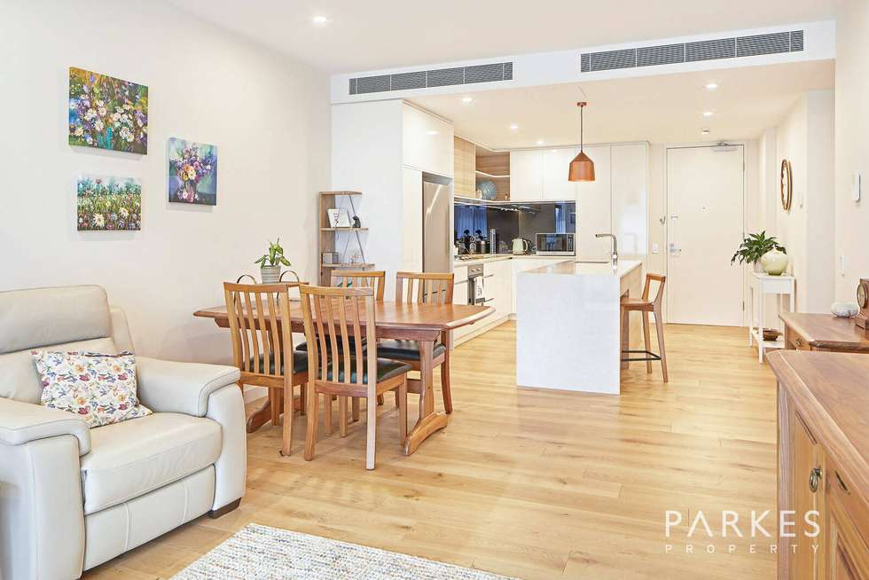 Second view of Homely apartment listing, 101/177-179 Blackburn Road, Doncaster East VIC 3109