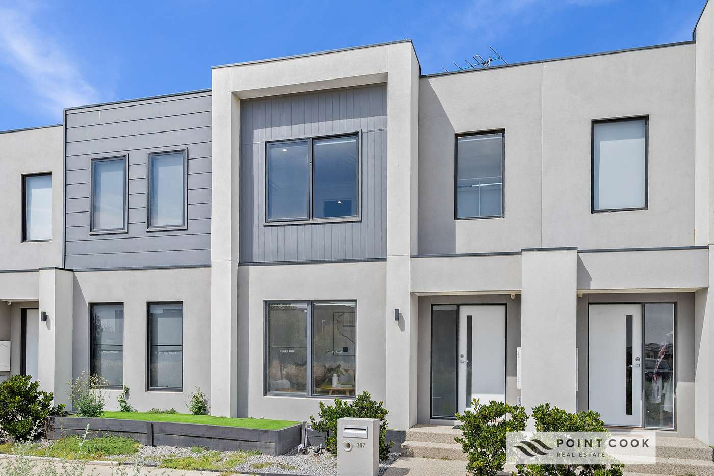 Main view of Homely townhouse listing, 307 Dunnings Road, Point Cook VIC 3030