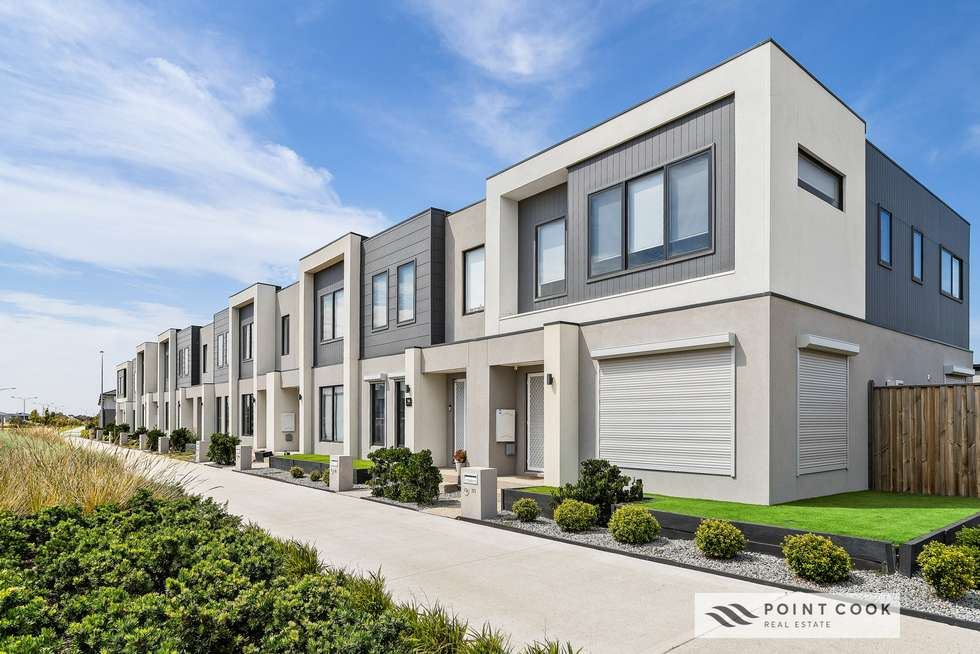 Second view of Homely townhouse listing, 307 Dunnings Road, Point Cook VIC 3030