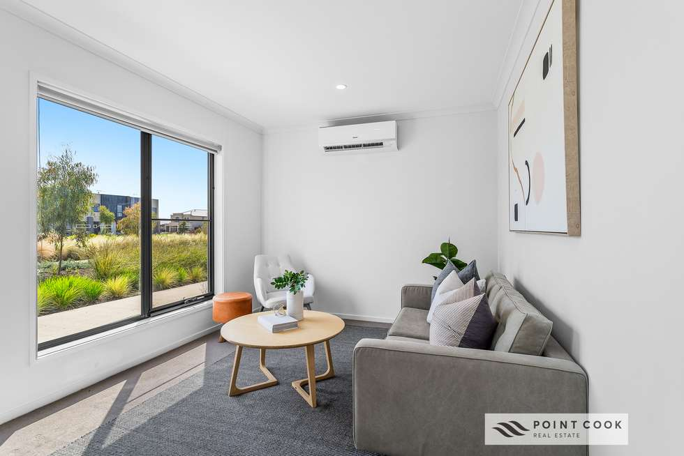 Third view of Homely townhouse listing, 307 Dunnings Road, Point Cook VIC 3030