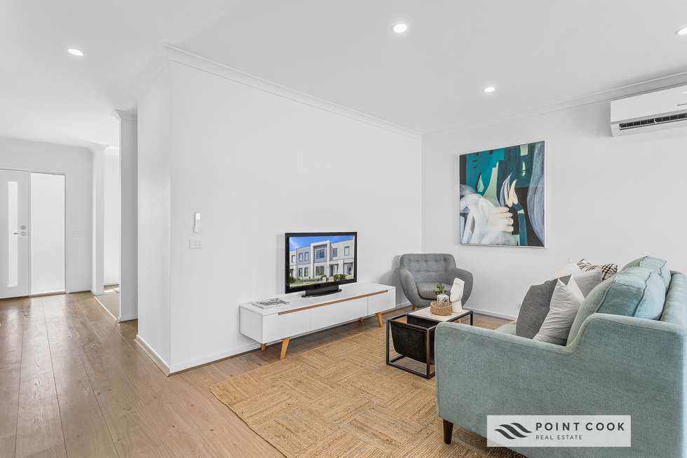 Fourth view of Homely townhouse listing, 307 Dunnings Road, Point Cook VIC 3030