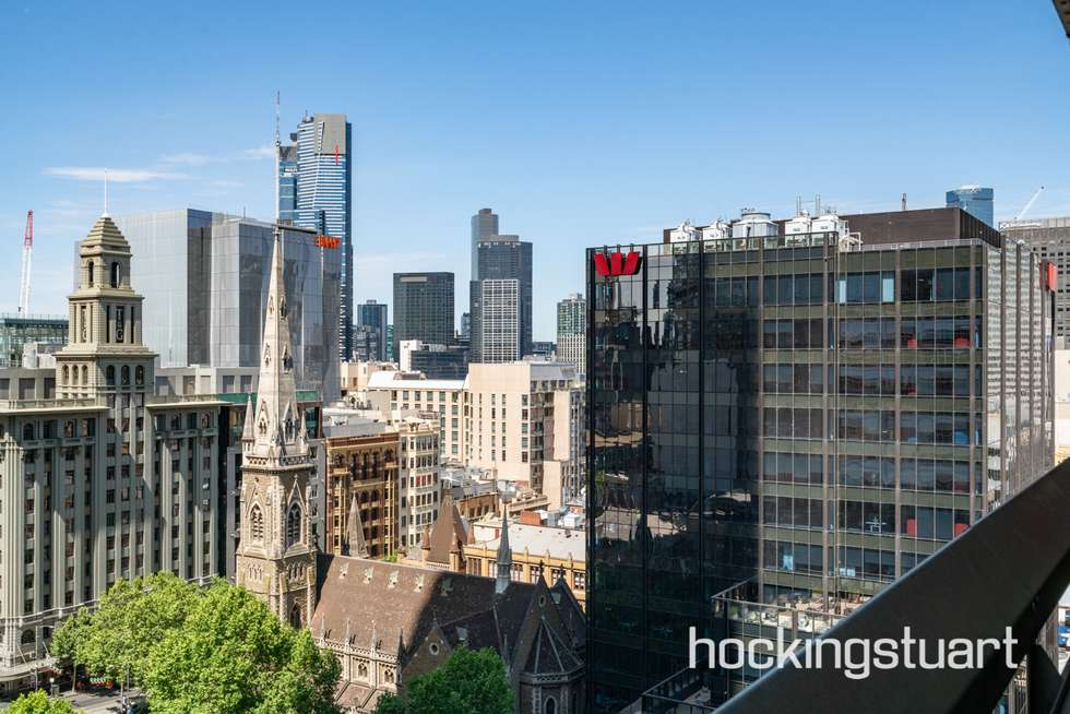 Second view of Homely apartment listing, 1105/118 Russell Street, Melbourne VIC 3000