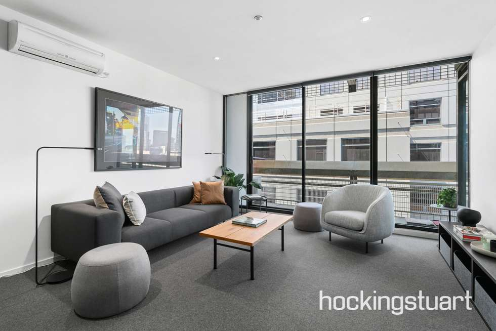 Third view of Homely apartment listing, 1105/118 Russell Street, Melbourne VIC 3000